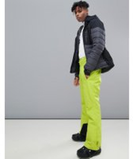 Protest Oweny snowboard pants in green - Green