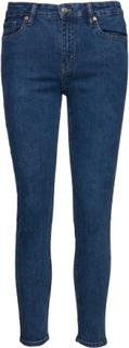 Skinny Jeans Skinny Jeans Blå MANGO
