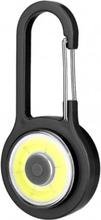 Karbinlampa För Ryggsäck Belysning Säkerhet. SVART
