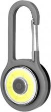 Karbinlampa För Ryggsäck Belysning Säkerhet. GRÅ