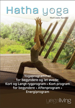 Hatha Yoga - Louise Fjendbo