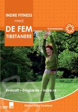 Indre fitness med de fem tibetanere DVD