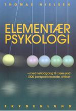 Elementær psykologi