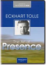 The Art of Presence - Eckhart Tolle - 6 DVD