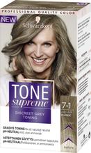Schwarzkopf Tone Supreme 7-1 Ashy Dark Blond