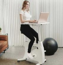 Fitness Skrivebord - DeskBike - Skrivebord og Træningscykel - F209DT - Få Motion Mens Du Arbejder