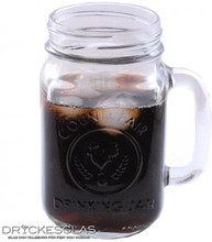 Drinking Jar drickaburk County Fair 47,3 cl