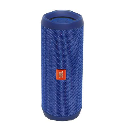 JBL Flip 4 Bluetooth Portable Stereo Högtalare - blå