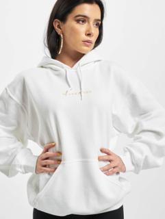 Missguided Kvinder Hoodies Oversized i hvid, L