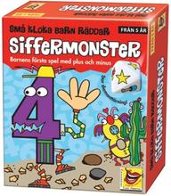 Alf - Spel - S K B Räddar Siffermonster