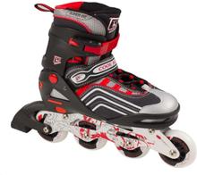 Coolslide - Inlines - Coolslide Rollers - Röd - Str 39-42