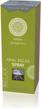 Anal Relax Spray Beginners