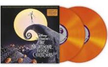 The Nightmare Before Christmas (Coloured Vinyl) 2xLP