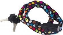 Liix - Lås - Small Lock Polka Dots Mix 60 Cm Key