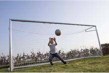 Avyna - Fotbollsmål - Aluminium - 4x2x1,6 meter