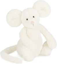 Jellycat - Bashful Cream Mouse - Medium