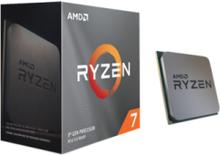 Ryzen 7 3800XT CPU - 8 kerner 3.9 GHz - AM4 - Boxed (WOF - uden køler)