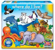 Orchard Toys - Where Do I Live