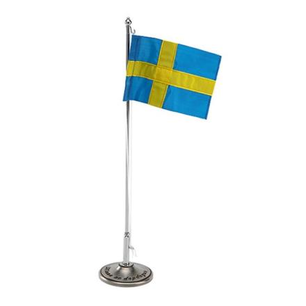 "Dacapo Silver - Dopflaggstång ""Minne Av Dopdagen"""