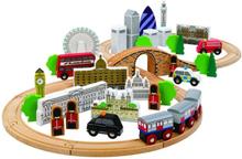Tidlo - Tågbana London
