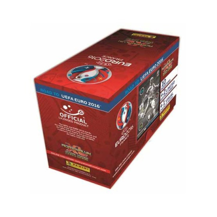 Fotbollsbilder Fotbollskort - Giftbox - Panini Adrenalyn XL Road to Euro 2016