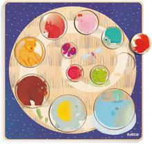 Djeco - Wooden Puzzle - Ludi & Co