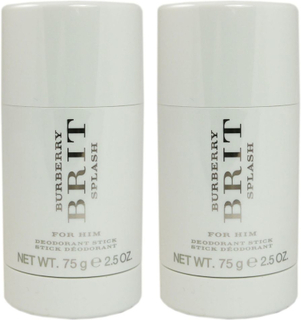 2-pack Burberry Brit Splash For Him Deo Stick 75g