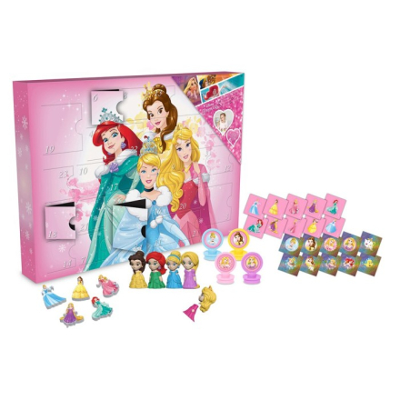 Disney Princess - Adventskalender
