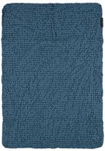 DAVID FUSSENEGGER Vohvelihuopa, tyylikäs 70 x 90 cm - sininen