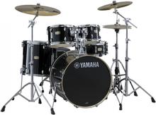 Yamaha Stage Custom Birch Standard Drumset - Raven Black