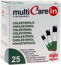 Kolesterolstickor till MultiCare IN 25st