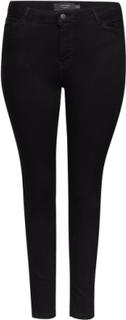 Jrfour Shape Nw Black Jeans - K Skinny Jeans Sort JunaRose