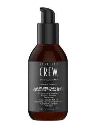 American Crew Shaving Skincare Face Balm Spf15 170ml Intl