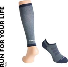 RUN FOR YOUR LIFE MEN Sleeves & Socks - 42-44