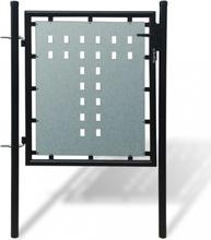 Enkel hageport - 100 x 125 cm