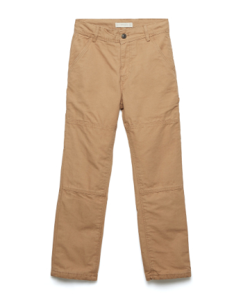 Pocket Cotton Trousers - Boozt