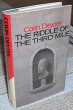 The Riddle of the Third Mile (Signed)