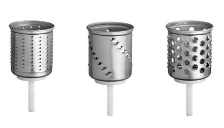 KitchenAid Extra Cylindrar till Riv/Skärtillsats - EMVSC