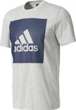 Adidas - Essentials Big Box Logo men's training t-