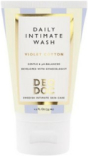 DeoDoc Mini Wash Intimate Wash 35ml Intimvård Violet Cotton