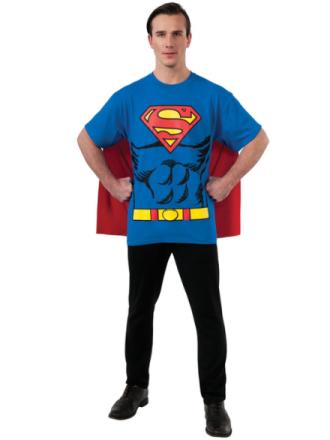 Superman T-Shirt Xlarge