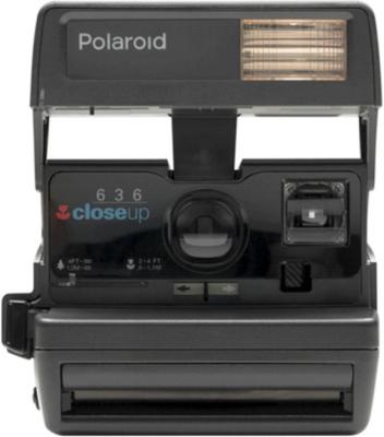 Osorterad Impossible Polaroid 600 80's Vintage-kam