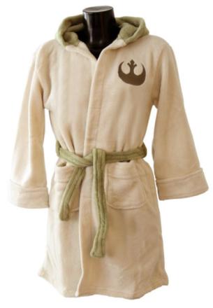 Yoda Morgonrock för barn M