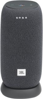 JBL Link Portable Grey - Smart-højttalere Smart-højttalere