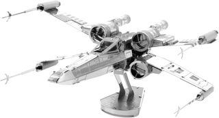 Star Wars Metallmodeller X-Wing