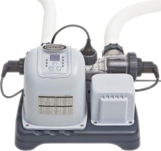 Intex Krystal Clear ECO Saltvattensystem 28670GS
