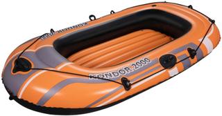 Bestway Kondor 2000 oppustelig gummibåd 61100
