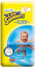 Huggies Little Swimmers Swim Nappies 2-3 12 stk