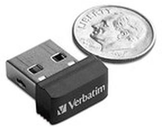 VERBATIM USB hukommelse Verbatim Store 'n' Go 8GB, 2 stk. pakning