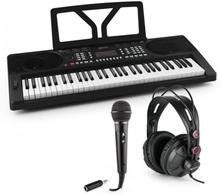 Etude 300 Keyboard-Set Hörlurar Mikrofon Adapter